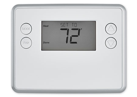 2GIG Go!Control Z-Wave Programmable Thermostat