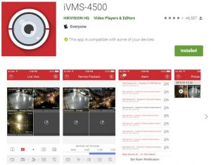 How to Install and Configure iVMS-4500 App on Android and iOS for Hikvision Cameras 3