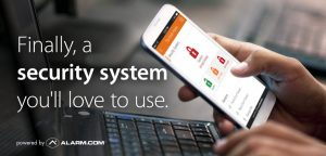 ALARM.COM Finally a security system you'll love to use