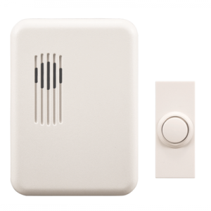 Battery-Operated Wireless Doorbell and Chime