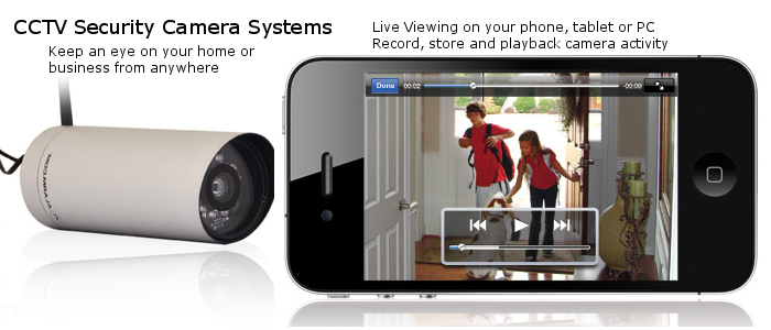 See and Record EVERYTHING with a CLEAR IT SECURITY DVR Camera System!