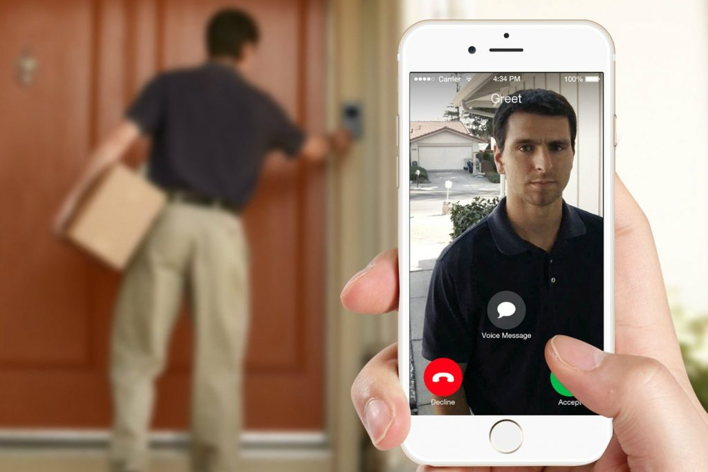 CLEAR IT SECURITY Video Doorbell Camera