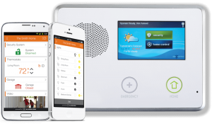 CLEAR IT SECURITY 2GIG Alarm Systems with ALARM.COM