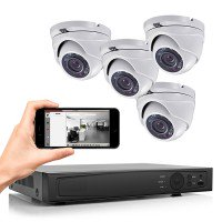 CLEAR IT SECURITY CITS DVR NVR Camera Systems