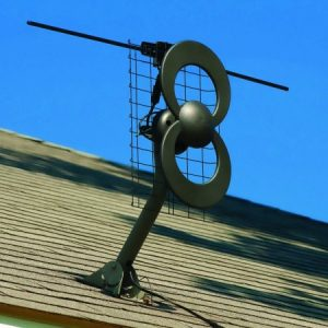 CLEAR IT SECURITY HDTV Antenna Installation