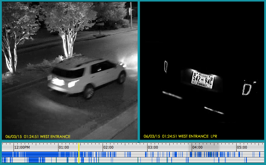 License Plate Recognition Lpr Cameras Clear It Security