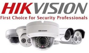 Hikvision First Choice for Security Professionals
