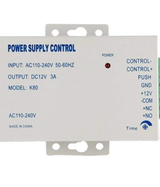 Access Control Panel Power Supply